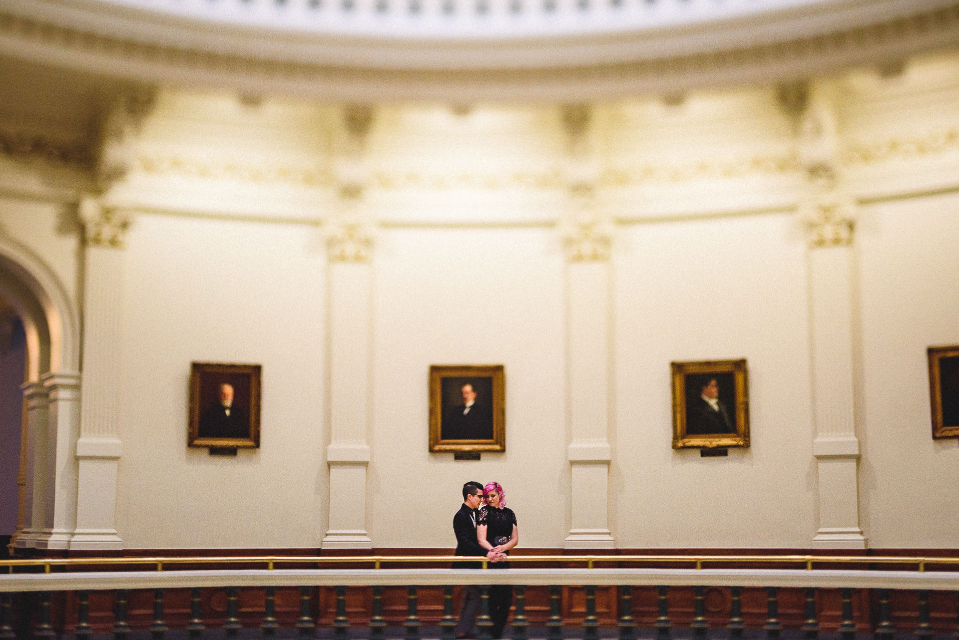austin engagement session capitol building