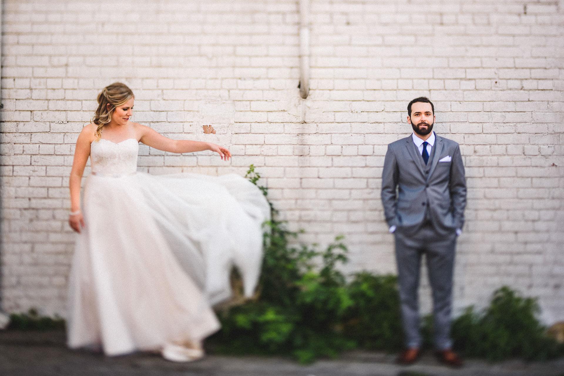 Berkeley Field House Wedding Toronto
