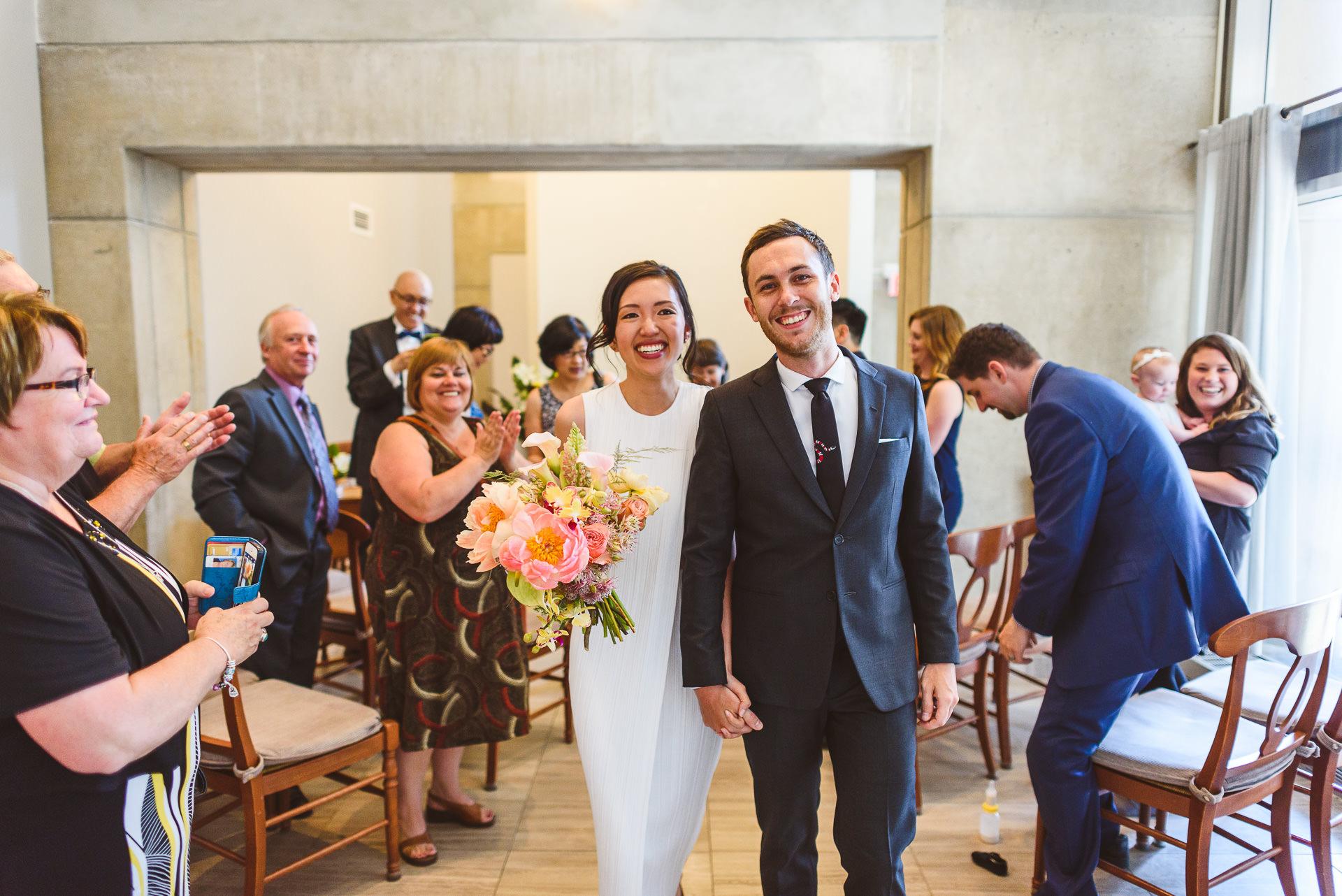 Toronto City Hall Wedding C
