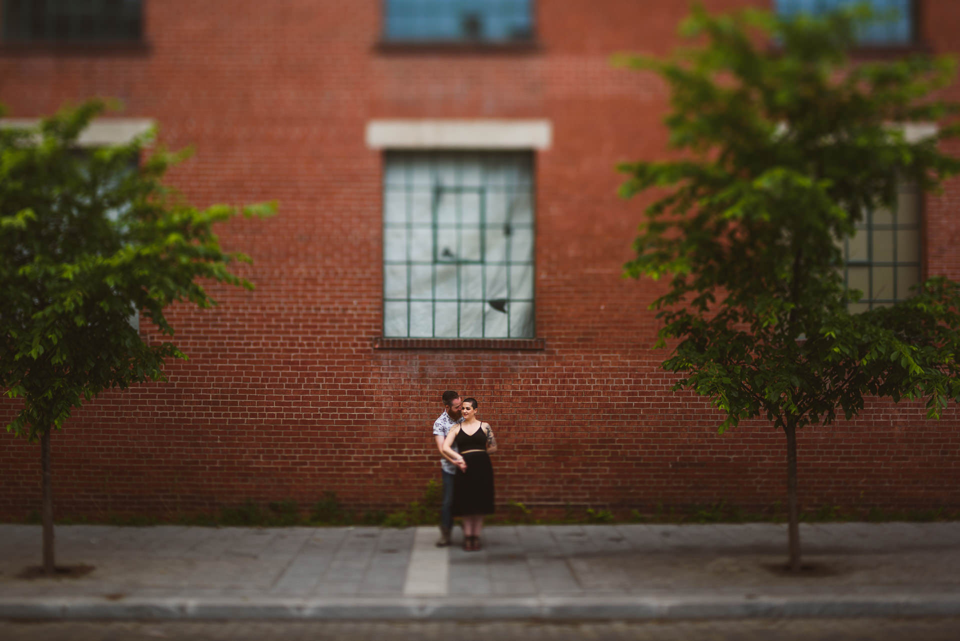 Downtown Toronto Engagement Session