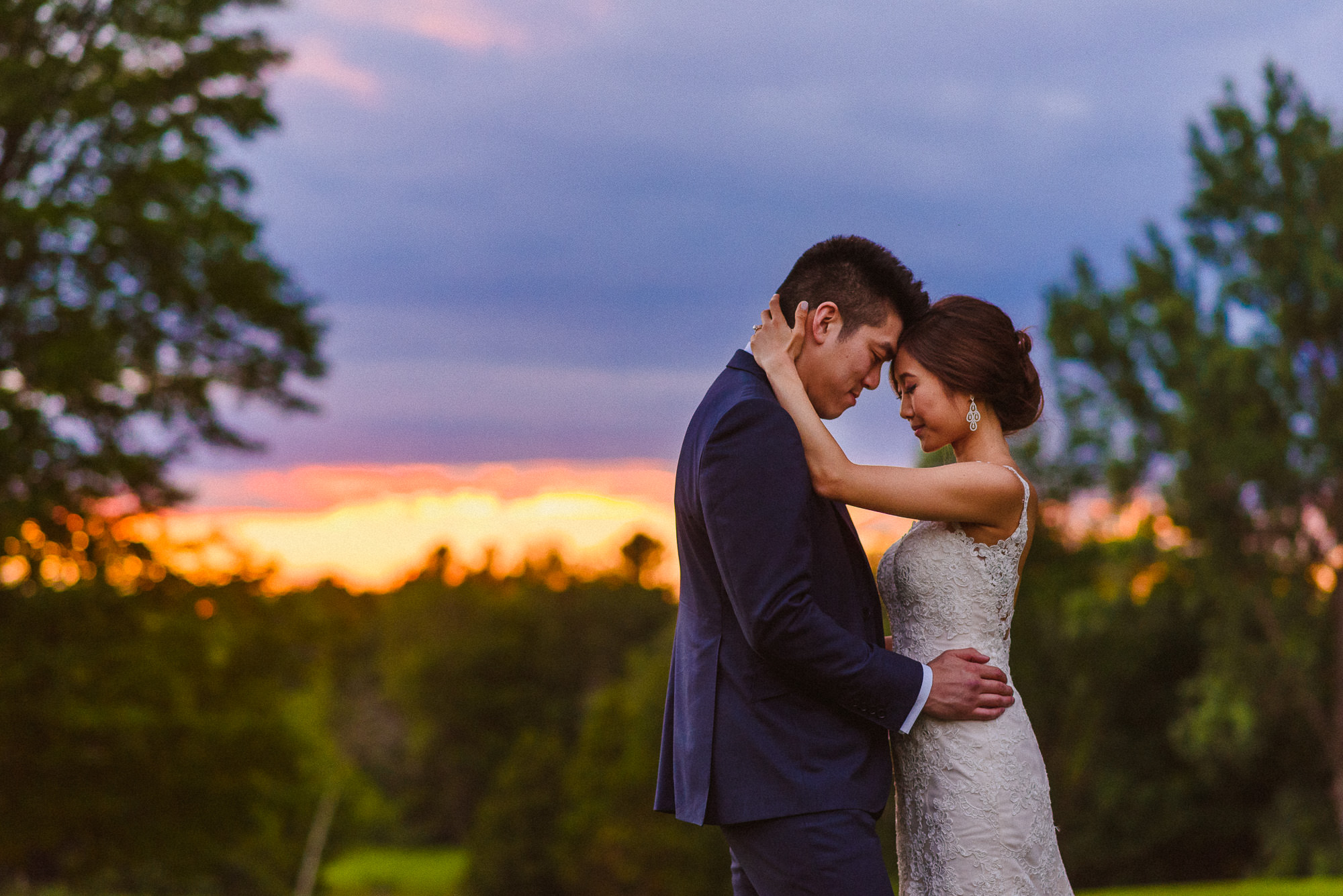 Portraits at Pheasent Run Golf Course Wedding