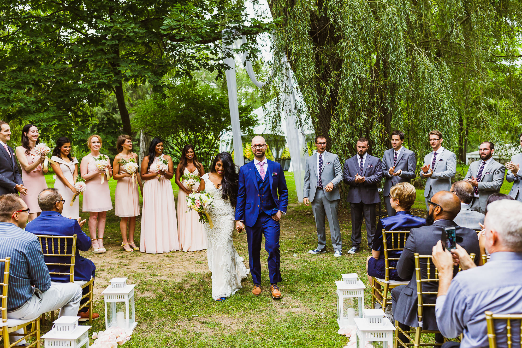Beamer Falls Manor Niagara Wedding