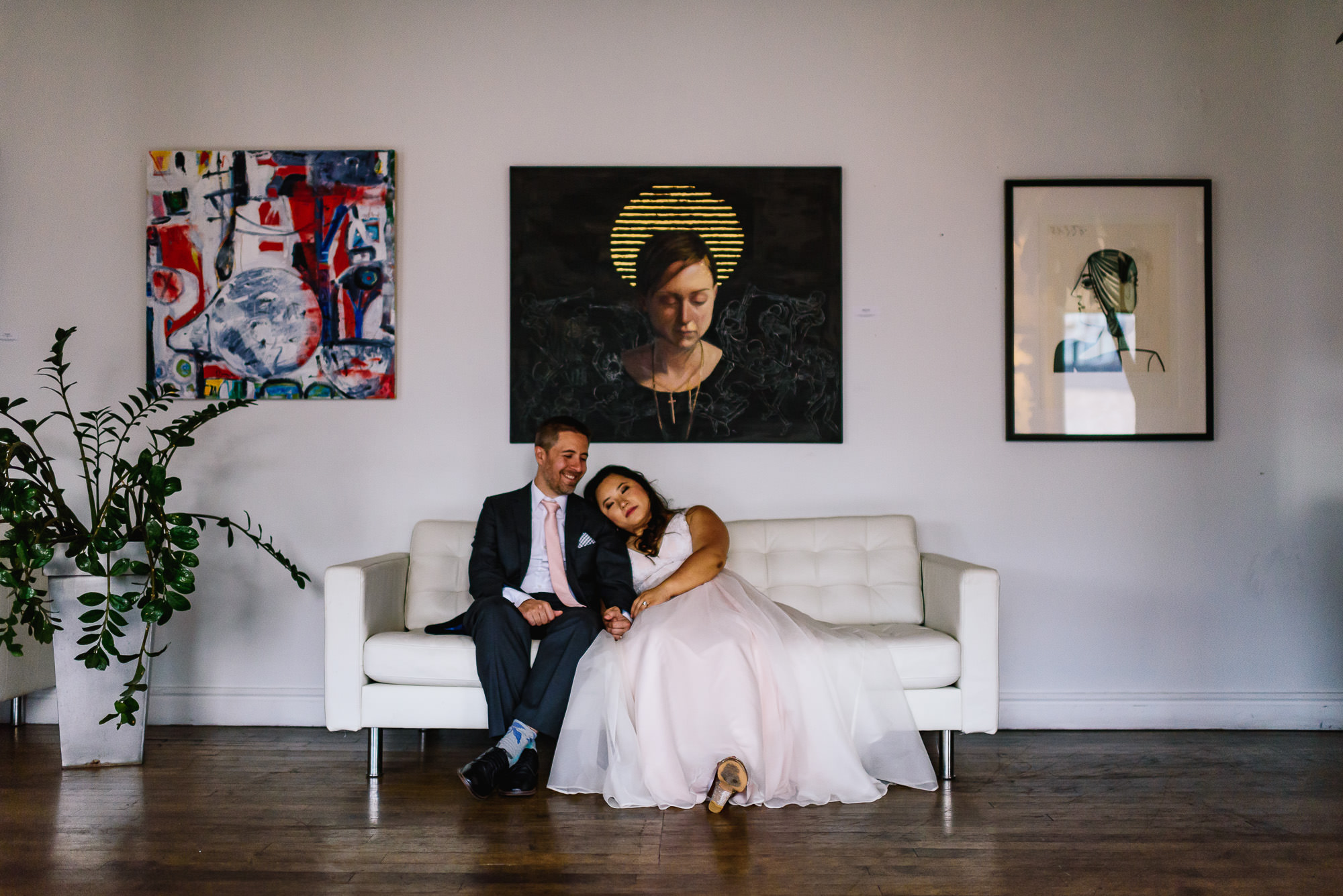 Spoke Club Toronto Wedding Photography