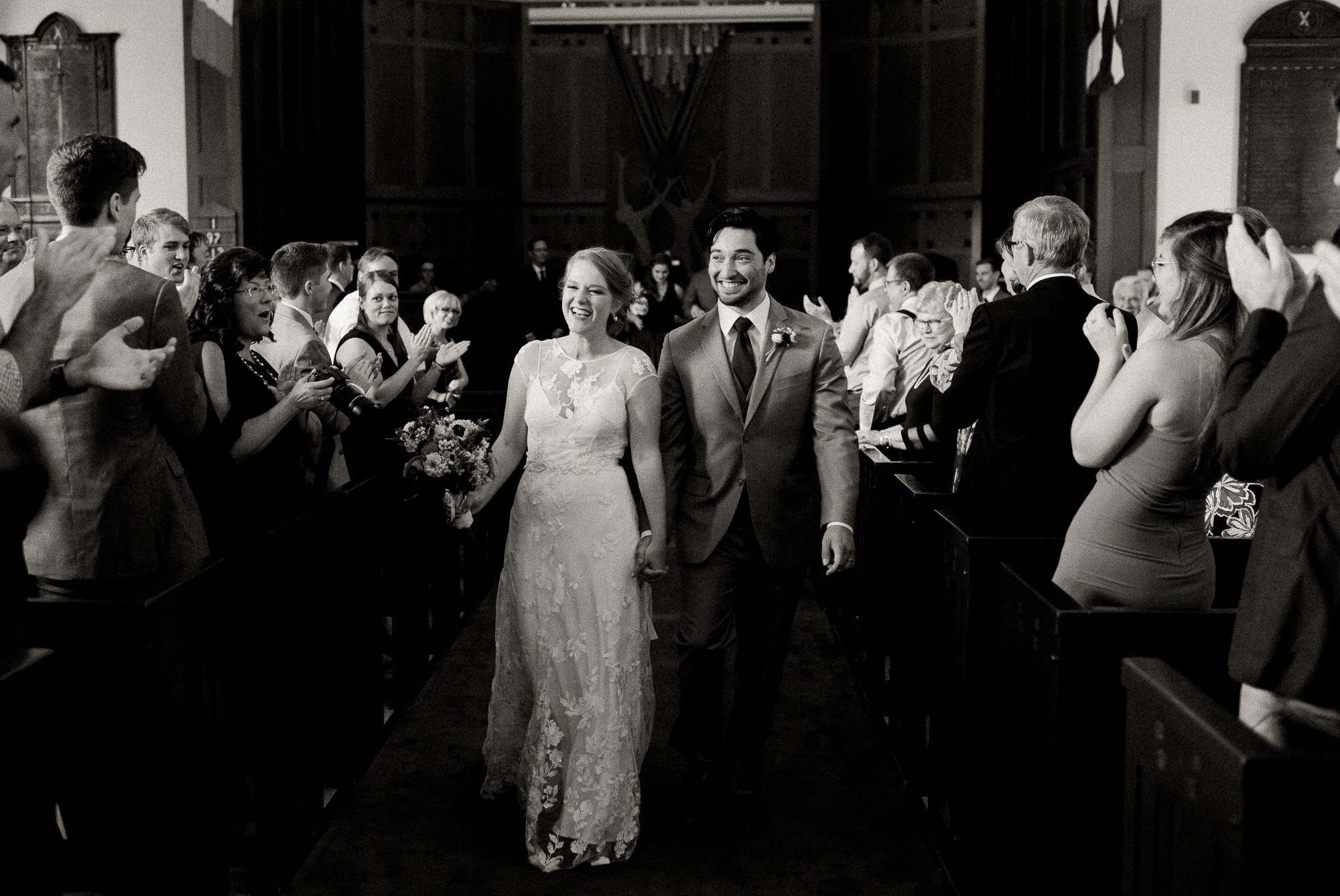 Wedding at Saint Andrew's College - 65