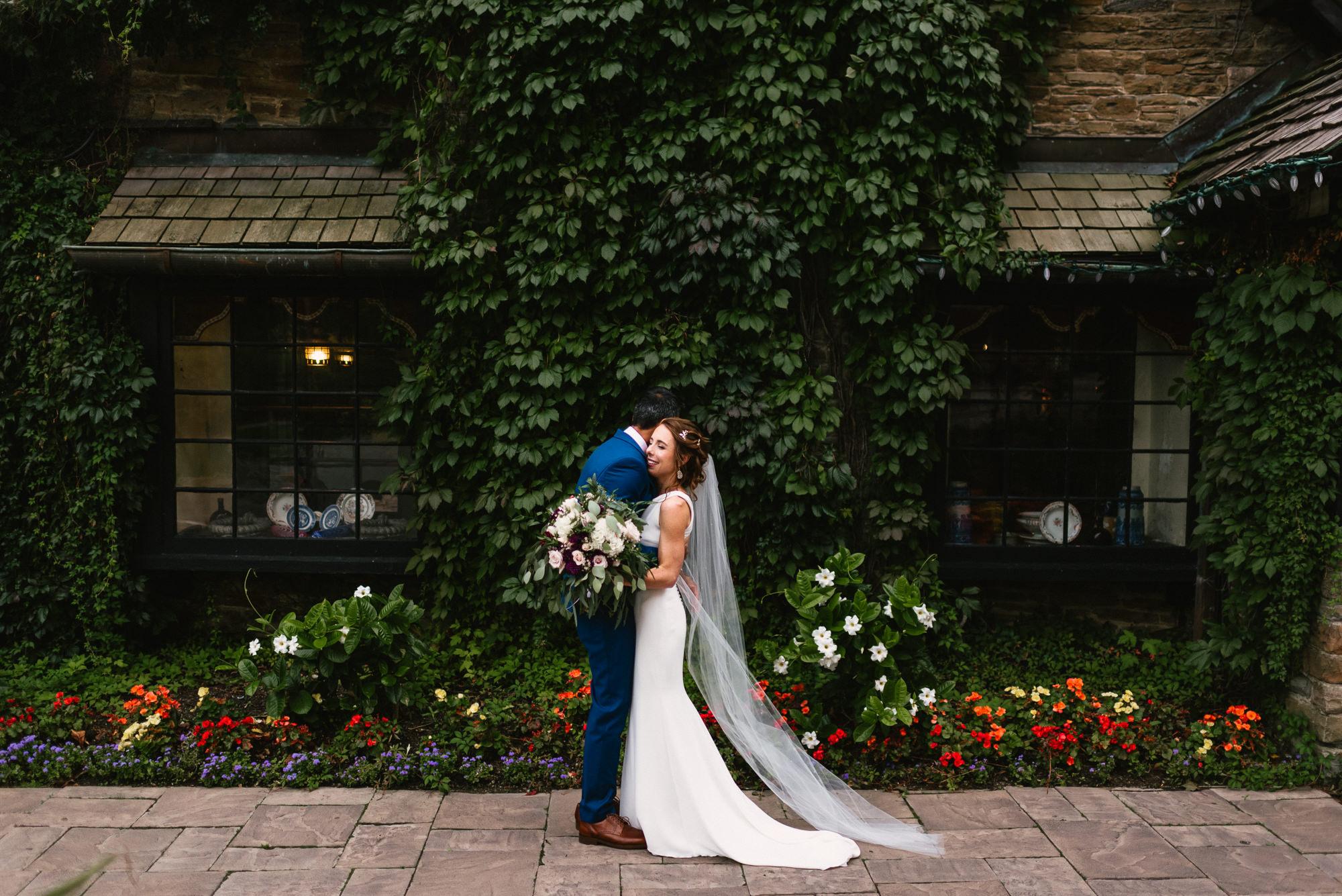 Indian Irish Old Mill Toronto Wedding 67