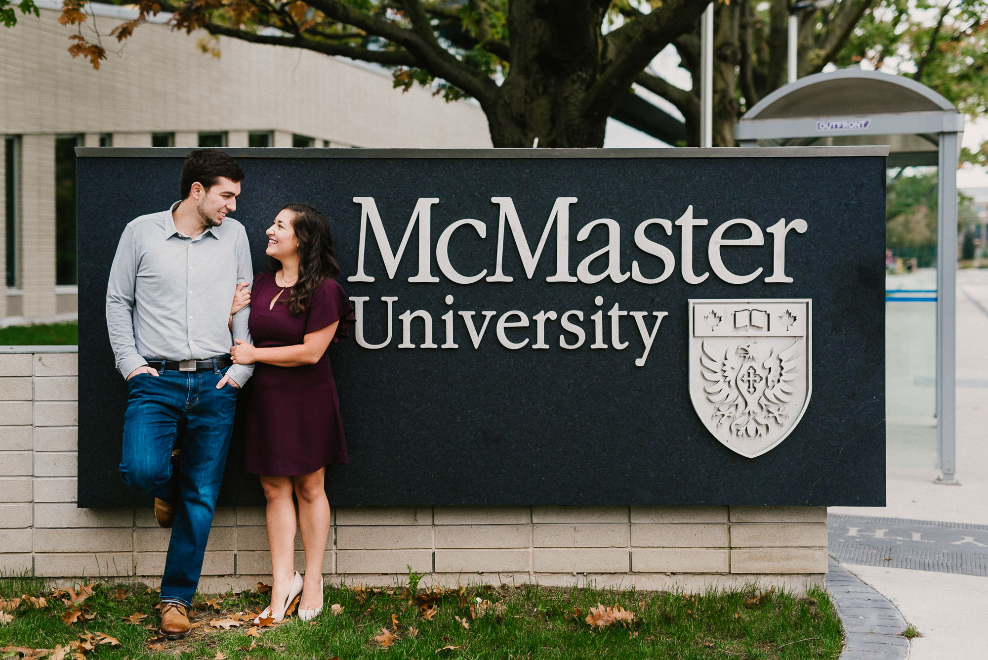 McMaster engagement session
